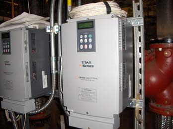 The Benefits of VFDs In HVAC Systems