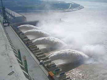 Gezhou HidroPower Dam