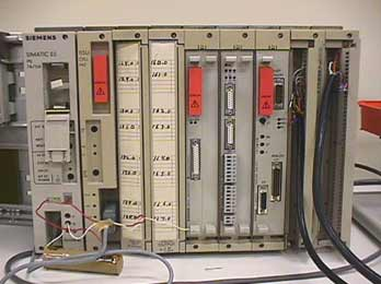 PLC-Based Monitoring Control System