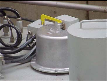 Figure 3.— Pressure Relief Device