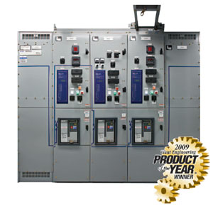 Arc-resistant low voltage switchgear