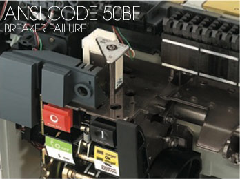 ANSI CODE : 50BF Circuit Breaker Failure