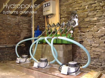 Hydropower - Systems Overview