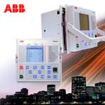 ABB Feeder Protection REF615 ANSI
