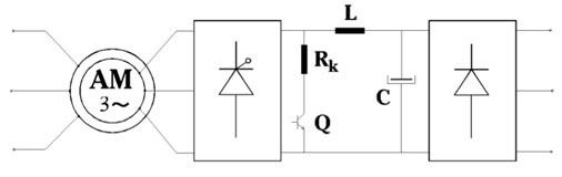 Slika 1. Uprošćena zamenska šema celokupne konfiguracije